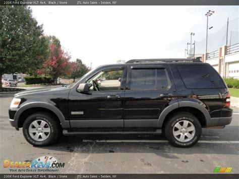 2006 Ford Explorer Xlt by 2006 Ford Explorer Xlt 4x4 Black Photo 4