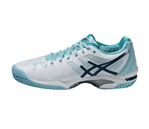 asics gel solution speed 3 clay s tennis shoes