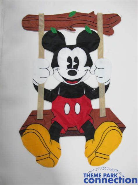 mickey mouse swing for baby pin by lester kempner on mickey minnie mouse 5 pinterest