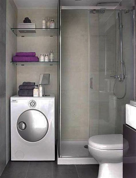 Badezimmer Regal Dusche by Waschmaschine Kleine Badezimmer Dusche Regale Idee