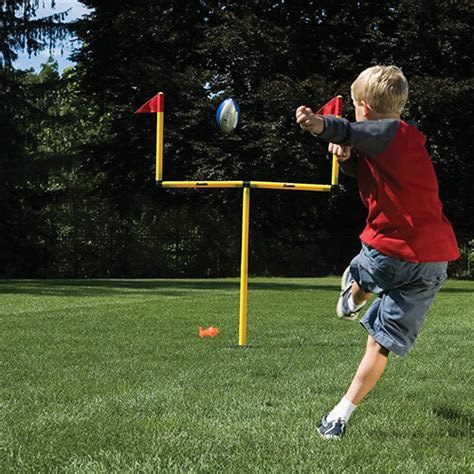 franklin 174 backyard football 2 goal post set boscov s