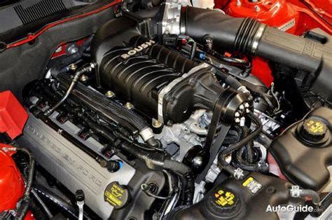 roush releases supercharger for 2011 mustang gt 5 0l