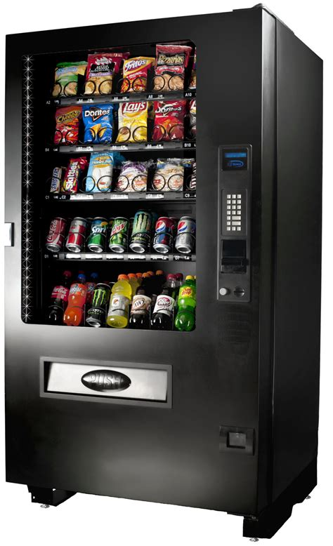 Machines And buy seaga infinity inf5c snack and soda vending machine