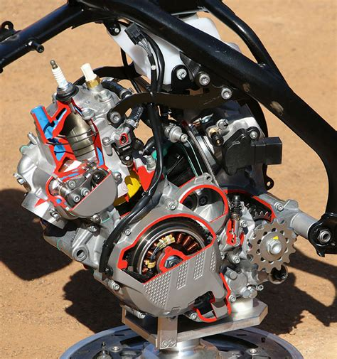 Ktm 2 Stroke Fuel Injection Two Stroke Fuel Injection Ktm S Path To Tpi Dirt Bike Test