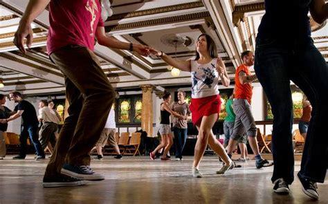 swing dancing kansas city kc s masonic temple still a swingin spot with weekend of