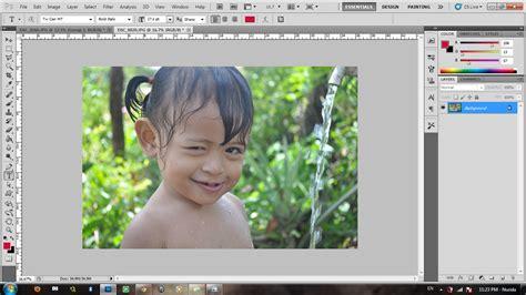 tutorial buat gambar 3d di photoshop photoshop tutorial gambar nak lebih menarik dengan