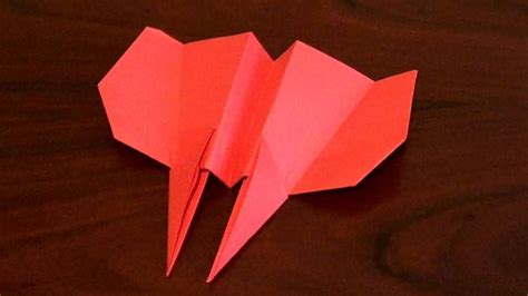 How To Make The Hawkeye Paper Airplane - best paper airplane how to make the hawkeye paper