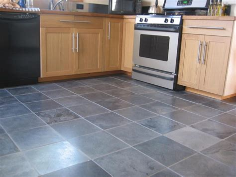 blue kitchen floor tiles zco large grey flooring for
