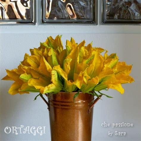 fiori di zucchine ripieni ricotta fiori di zucca ripieni di ricotta ortaggi passione