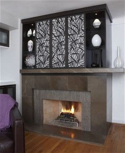 Pop Up Tv That Hides In The Fireplace by 17 Best Images About Fireplace On Fireplaces