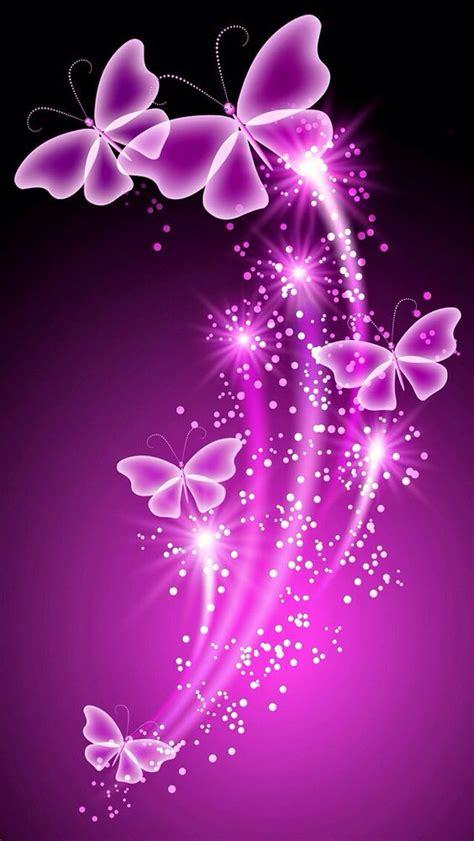 pink wallpaper with butterflies pink butterflies iphone wallpaper background butterflies