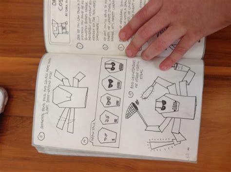 General Grievous Origami - kirigami general grievous instrux origami yoda