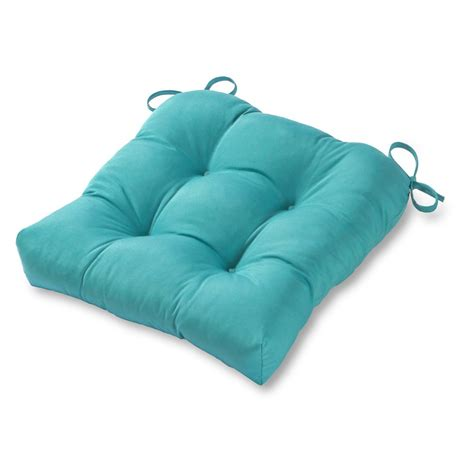 20 X 20 Outdoor Chair Cushions by Greendale Home Fashions 20 X 20 In Outdoor Seat Cushion Ebay