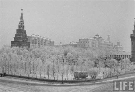 Old Photos: Winter In Moscow 1959 | Kansas City With The ...