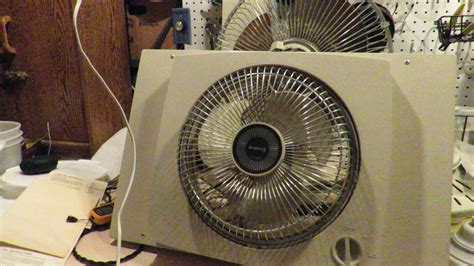 galaxy by lasko fan vintage lasko galaxy window fan with intake and exhaust