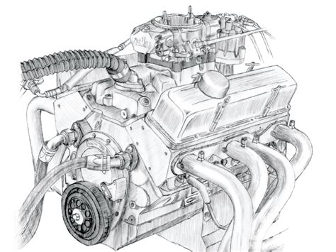 doodle engine nhra chassis certification chevy high performance magazine
