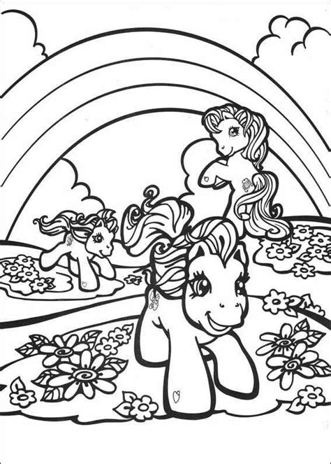vintage my little pony coloring pages 17 best images about para colorir on pinterest disney