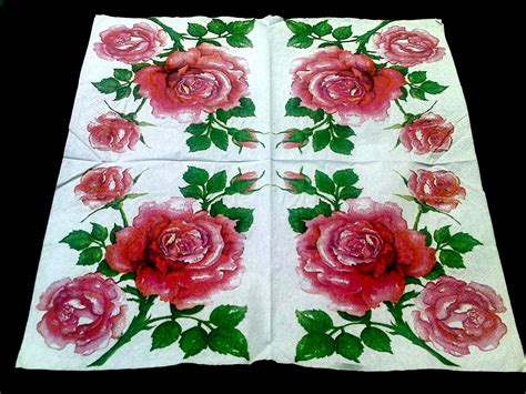 Decoupage With Tissue Paper - isha home decoupage tissue paper