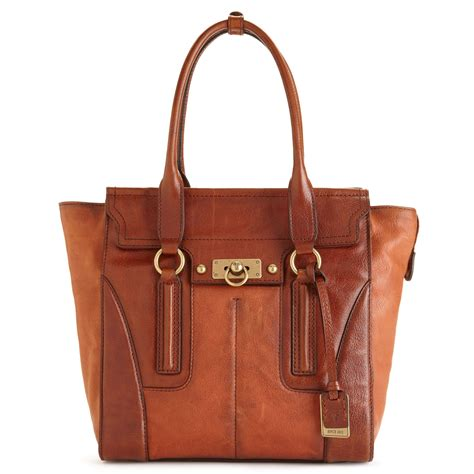 If The Spice Were Handbags by Frye Tote In Brown Spice Lyst