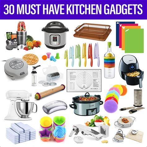 must have kitchen gadgets 30 must have kitchen gadgets preparation tools essentials