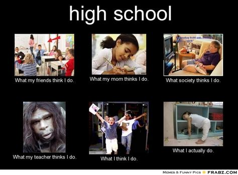 Meme High School - funny memes about high school