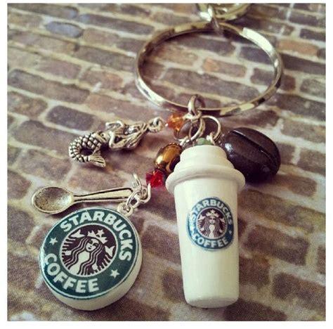Keychain Barista Starbucks starbucks keychain by sweet treats jewelry for the of starbucks sweet