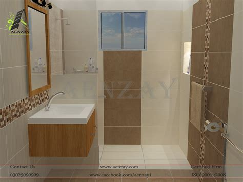 bathroom design in pakistan aenzay interiors architecture is high profile company