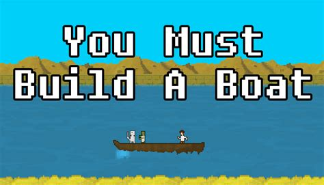 how to build a boat in fortnite test du jeu test you must build a boat un puzzle game