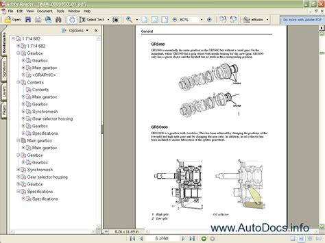 scania multi 1109 eng rus parts catalog repair manual