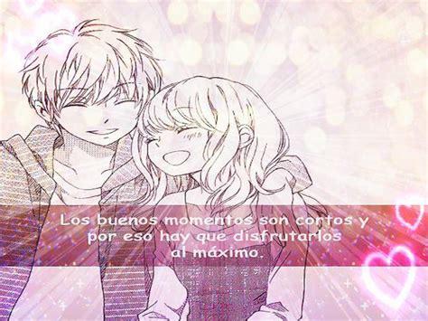 imagenes de amor para mi novio anime frases bonitas y romanticas de besos con amor