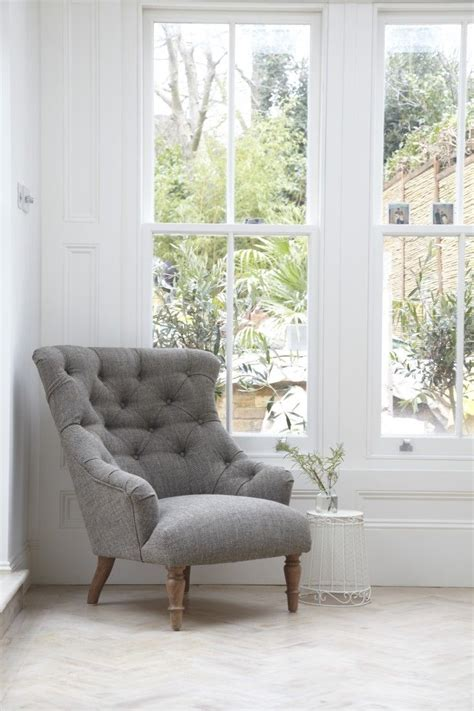 gray armchair 25 best ideas about armchairs on pinterest kate la vie room tour and kate video