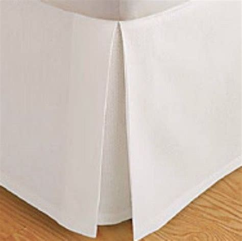 clara clark 1500 pleated bed skirt dust ruffle 14 quot drop ebay