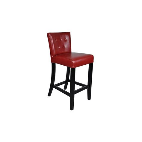 tufted bar stools tufted leather bar stool horizon home furniture