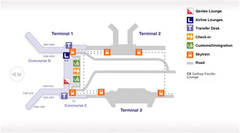 sydney airport floor plan singapore changi airport guide qantas
