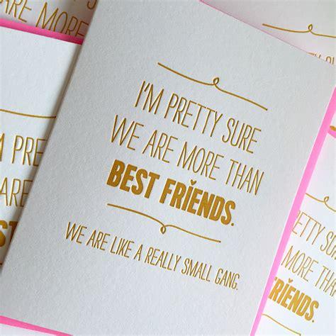 best friend cards galentines day card best friend card best friend by
