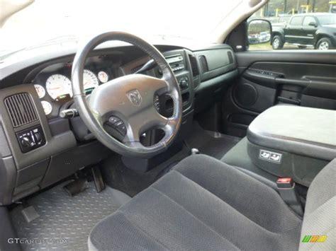2002 dodge ram 1500 slt cab 4x4 interior color photos