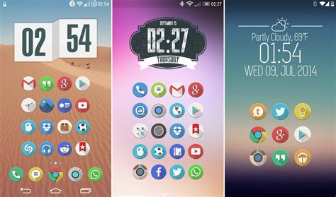 android icon packs these 15 android icon packs will improve the looks of your homescreen