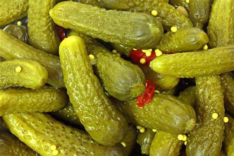 Dill Pickles   My Jewish Learning