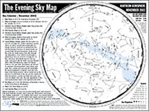 printable sky map month favorite places spaces