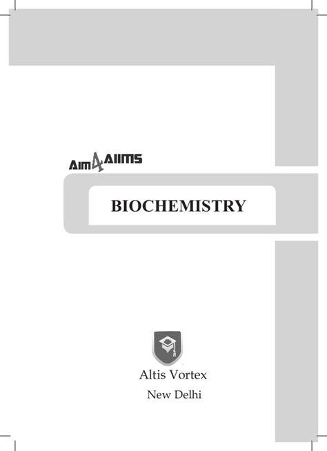 Aim4 aiims biochemistry-free-sample