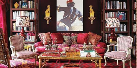 maximalist interior design how to embrace the maximalist look for your home