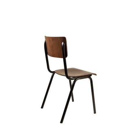 chaise drawer chaise vintage m 233 tal bois 233 colier scuola by drawer fr