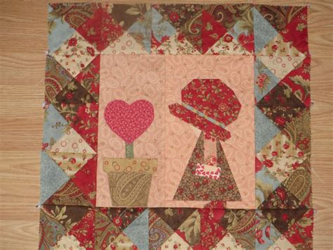 Sue Bonnet Quilt by Sun Bonnet Sue Butterflyangels Quilts