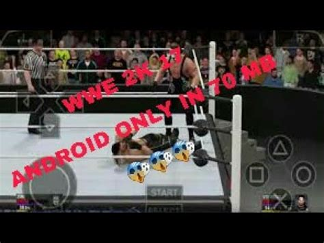 emuparadise wwe 2k wwe 2k 17 for android download with proof 1000 real watch