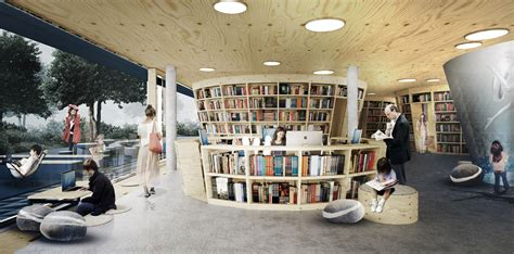 Modern Reading L by Gallery Of Culture Island Library Ugo
