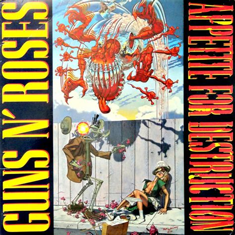 Appetite For Destruction Artwork the inside story of guns n roses appetite for