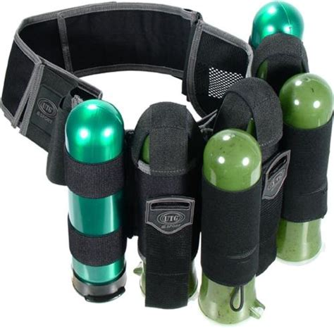 V Two Paintball Bullets 69 utg tactical paintball 7 pod ammo belt harness ebay