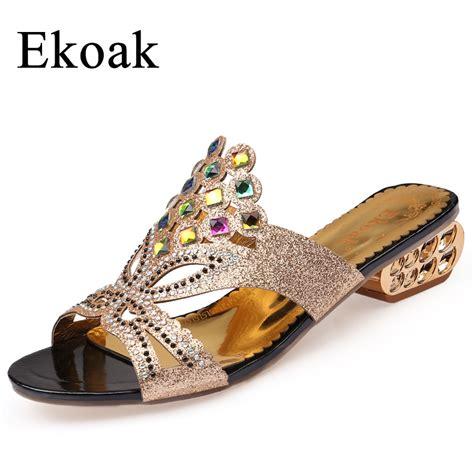 Sandal Rotelli Size 36 Authentic ekoak size 36 41 new 2017 summer fashion rhinestone sandals shoes