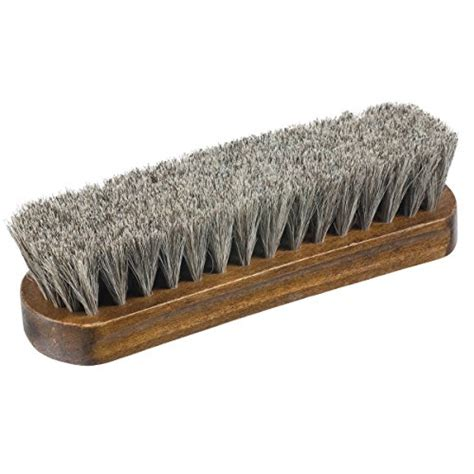 home it shoe brush horsehair large professional boot and