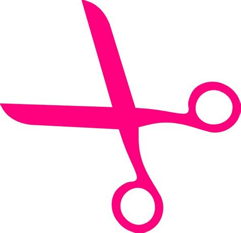 Hair Dresser Clip by Salon Scissors Clipart Clipart Suggest